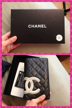 My Chanel Wallet