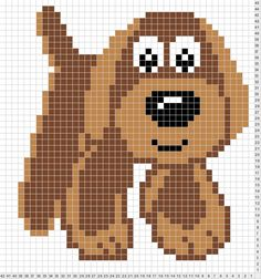 Knitting Pattern With Dog Motif : 1000+ images about Knitting: Charts and motifs on ...