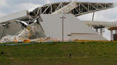 Blatter saddened after fatal accident at Brazil World Cup stadium