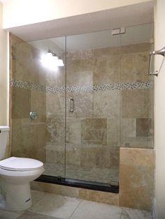 Frameless Shower Enc