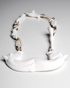 by Rebecca Hinwood - ACTivate: Un-Earthing Jewellery - horse necklace