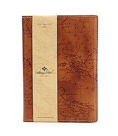Patricia Nash Signature MapPrint Vinci Journal #Dillards