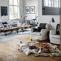 When you look at homes decorated in Scandinavian style you will notice that carpets do not feature in these homes and that floors tie in with the minimalistic approach to decorating. Hardwood or laminate floors adorn apartments and flats and are either light woods or whitewashed. - See more at: http://www.home-dzine.co.za/decor/decor-summer-scandinavian.html#sthash.yJvCWJTk.dpuf