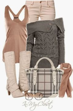 cute winter outfit ideas for women 2015