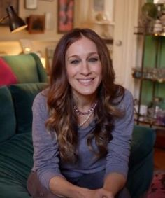 Come take a look at the inside of Sarah Jessica Parker's West Village brownstone, and hear her zip through 73 questions.