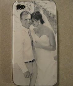 DIY iPhone case-- so doing this!
