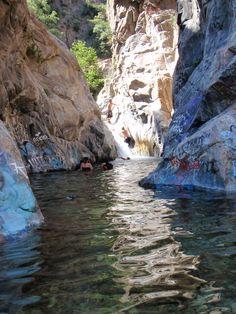 Cucamonga Canyons