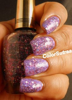 MILANI Spring 2014 collection : Swatches and Review (PART I) Sugar Cane (over Vivid Violet)