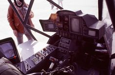 All sizes | Blue Thunder cockpit 00010014 | Flickr - Photo Sharing! Helicopter Cockpit, Military Helicopter, Fly Plane, Action Movies, Scale Models, Military Vehicles, Tuono, Aircraft