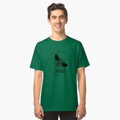 """""""Protect the bees"""" T-shirt by varaldecompras 