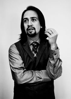 "Lin-Manuel Miranda, the composer, lyricist, and star of ""Hamilton,"" says that Alexander Hamilton reminds him of Tupac Shakur. http://www.newyorker.com/magazine/2015/02/09/hamiltons"