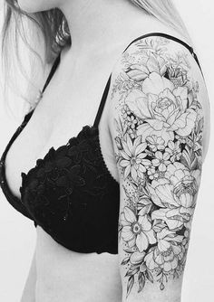 17 Unique Arm Tattoo Designs For Girls – # Check more at – tattoos for women half sleeve Tattoo Girls, Girls With Sleeve Tattoos, Best Sleeve Tattoos, Tattoo Designs For Girls, Girl Tattoos, Tattoos Pics, Sister Tattoos, Tattoos Gallery, Tattoo Photos