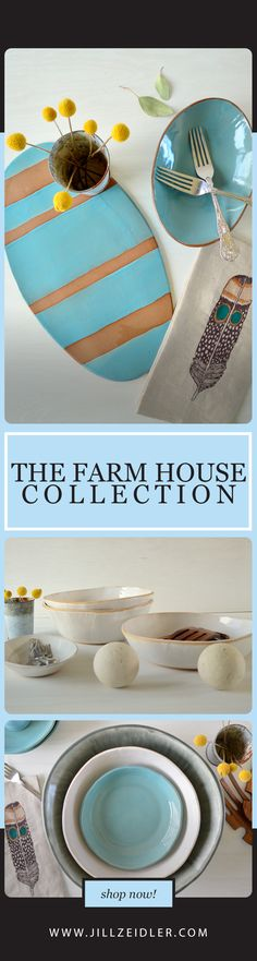 New!  The Farm House Collection. Rustic Feel, Vintage Charm
