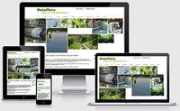 web design,webdesign,website,website design, tuin, vijver