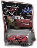 Cars: Dirt Track McQueen by Mattel. Save 50 Off!. $5.00. Pixar Cars - Dirt Track Lightning McQueen. Inspired by the hit Disney/Pixar movie CARS. Recreate the fun of the animated sensation with these 1:55 scale quality die-cast cars that are big on personality and detail. CARS Character Cars Assortment Inspired by the hit Disney/Pixar movie CARS, the Character Cars Assortment features 35 new character variations! Recreate the fun of the animated sensation with these 1:55 scale qu...