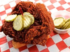 Get Fired Up : Few things shout Southern hospitality like a heaping plate of crisply fried chicken — and Nashville knows how to do hospitality. The fried chicken in Music City runs from the traditional, skillet-fried Sunday version to the now-iconic Nashville hot. Whichever you're after, these 10 spots are sure to satisfy your craving — and even offer up a little bit of love on the side.