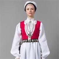 Providing information, photos and general knowledge of Norwegian bunad, festdrakts and folkdrakt. Folk Costume, Costumes, Kristiansund, Norwegian Style, Headgear, Bomber Jacket, Jackets, Beautiful, Knowledge