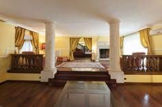 #livingroom in a #villa in #Rome