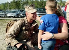 Reintegrating into Family Life After Deployment. Good tips and resources.