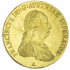 4 Dukat 1815 A Kaiserreich Franz I. 1804/06 - 1835