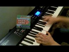 Dad's Army Theme on Piano