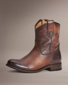 Melissa Button Short - Women_Boots_Melissa Collection - The Frye Company