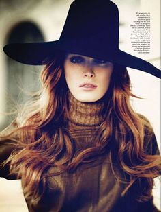 Hat Haute #backtofall #editorial