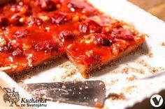 Kuchařka ze Svatojánu Pepperoni, Pizza, Food, Essen, Meals, Yemek, Eten