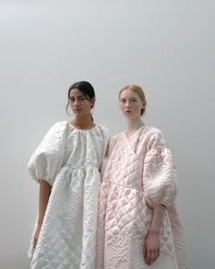 Cecilie Bahnsen is an upcoming Danish designer who's perfected ruffles, organza and the new femininity. We met her for an interview