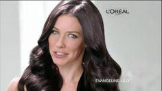 Evangeline Lilly, LOreál