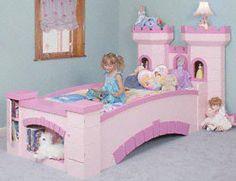 Toddler Castle bed