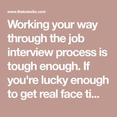 Act workkeys test preparation graphic literacy business english 49 ways to stand out during the interview process fandeluxe Gallery