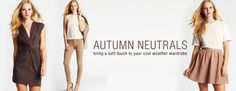 Autumn Neutrals Sale