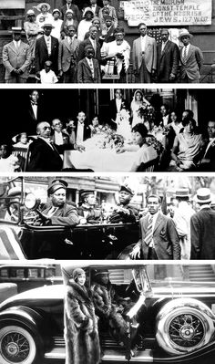 James Van Der Zee's photographic chronicle of the Harlem Renaissance and #African-American life in #Harlem during the 1920s/30s