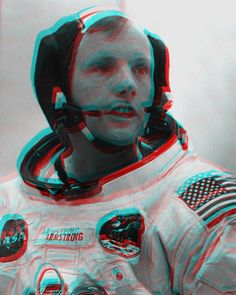 Anaglyph (3D) converted space photographs - collectSPACE: Messages BTW... get…