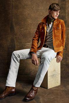 TOM FORD Men Spring & Summer Collection 2015