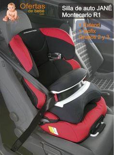 Donde comprar de oferta sillas de auto para bebe grupo 2 3 jane montecarlo r1 con extend e isofix