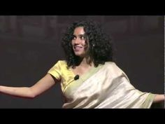 Traverser les frontières: Anjuli Pandit at TEDxParis 2012