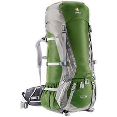 52fcd98c8b5a3 Deuter Aircontact 7010 SL Backpack PineSilver     Read more reviews of the  product by