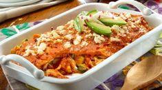 Chipotle Enchiladas - Hispanic Kitchen