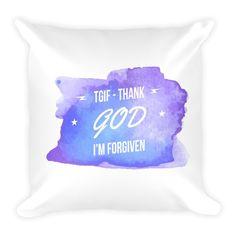 TGIF Pillow