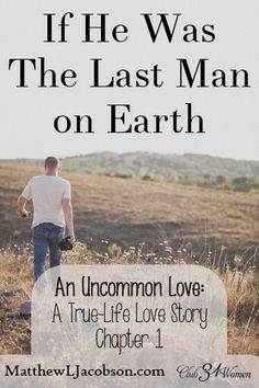 """This is so good. Once I started reading, I couldn't stop. Like a good romance novel, only this tale is true. "" ~ Time-Warp Wife - An Uncommon Love: A True-Life Love Story....If He Was the Last Man on Earth"