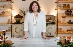 Maggie Battista, founder of Eat Boutique.
