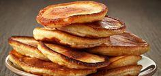 Panquecas paleo: 7 receitas para o pequeno-almoço ou lanche Gluten Free Pancakes, Gluten Free Flour, Pancakes And Waffles, Breakfast For Dinner, Breakfast Recipes, Menu Dieta Paleo, Sourdough Pancakes, Healthy Recipes, Healthy Food