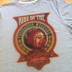 Paris DJs Wearplay EP 008 / Rise Of The Troubadour Warriors