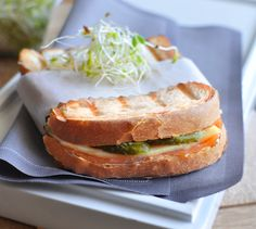 Croque norvégien | Envie de bien manger http://www.enviedebienmanger.fr/idees-recettes/recettes-express