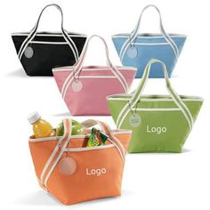 Fashionable Polyester Beach Bag will carry your company brand everywhere. A great giveaway for expos and tradeshows.  600 Denier Polyester.