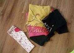 Elasťáky ze starých triček - Šikulíci