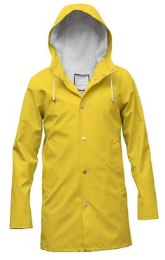 next saison must have- Yellow Rain Coat