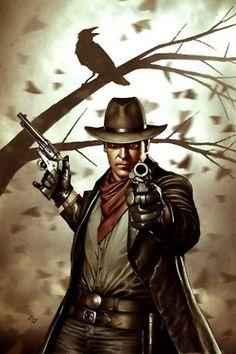 The Gunslinger by Adi Granov